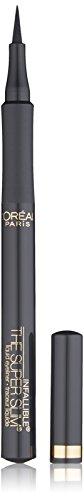 L'Oreal Paris Makeup Infallible Super Slim Long-Lasting Liquid Eyeliner, Ultra-Fine Felt Tip, Quick Drying Formula, Glides on Smoothly, Grey, Pack of 1