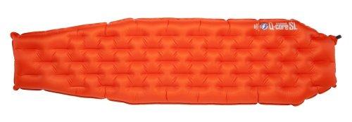 Big Agnes Q-Core SL Insulated Mummy Pad Orange Regular / 3.5IN