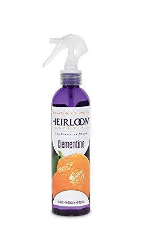 Heirloom Essentials Furniture Polish (Clementine)