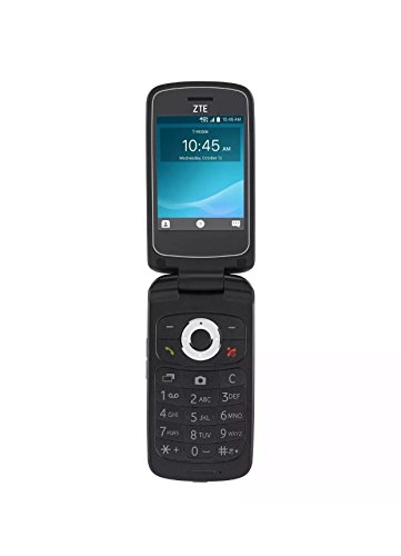ZTE Cymbal Z-320 Unlocked 4G LTE Phone
