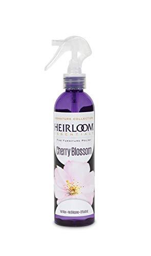 Heirloom Essentials Furniture Polish (Cherry Blossom), 8 Ounce