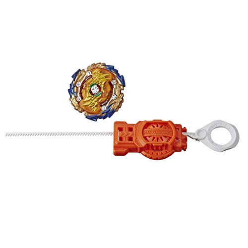 BEYBLADE Burst Rise Hypersphere Wizard Fafnir F5 Starter Pack -- Stamina Type Battling Top Toy & Right/Left-Spin Launcher, Ages 8 & Up
