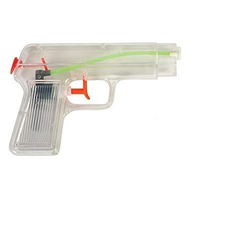 Rhode Island Novelty Sale 5 Inch Super Squirter Clear Water Gun Sale