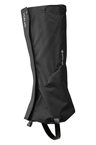RAB Muztag Gore-TEX Waterproof Gaiter - Black - Large