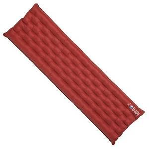 Big Agnes Q Core Insulated Sleeping Pad - Rust 20x72x4 Regular
