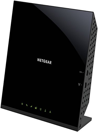 NETGEAR Cable Modem Wi-Fi Router Combo C6250 - Compatible with All Cable Providers Including Xfinity by Comcast, Spectrum, Cox | for Cable Plans Up to 300 Mbps | AC1600 Wi-Fi Speed | DOCSIS 3.0