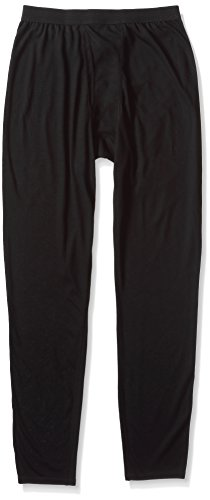 Hot Chillys Pepper Skin Bottom - Men's Black X-Large