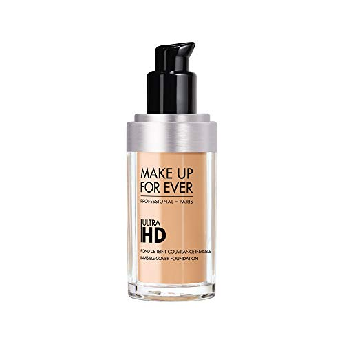 MAKE UP FOR EVER Ultra HD Foundation - Invisible Cover Foundation 30ml R300 - Vanilla