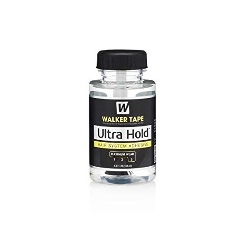 Ultra Hold Adhesive for Lace Wigs & Toupees by Walker Tape