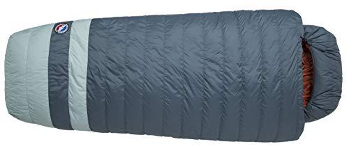 Big Agnes Diamond Park 15 (600 DownTek) Backpacking and Camping Sleeping Bag, 15 Degree