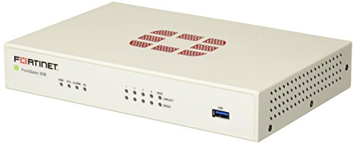 Fortinet FortiGate 30E Network Security/Firewall Appliance