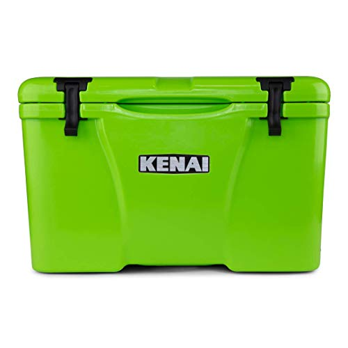 KENAI 25 Cooler, Lime, 25 QT, Made in USA