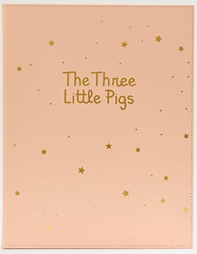 Cali's Books The Three Little Pigs Recordable Storybook for Children and Grandchildren.Record your Voice and Read to Your Children Even When You Are Far Away.The Perfect Lifetime Gift To Your Children