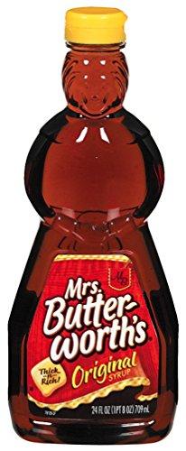 Mrs. Butterworth's Syrup, Original, 24 Oz