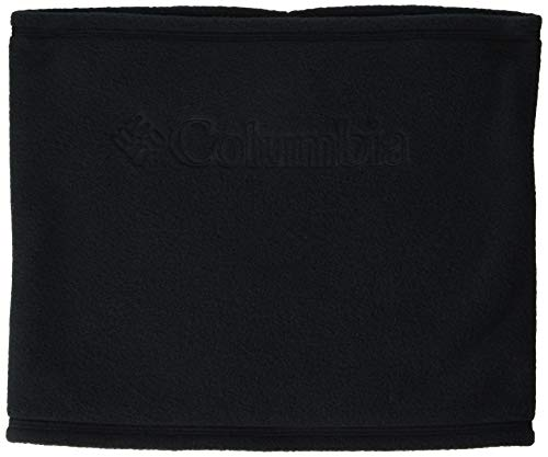 Columbia mens Fast Trek Ii Gaiter Headwrap, Black, One Size US