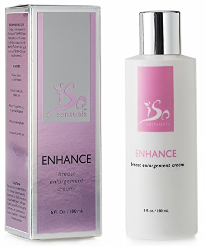 IsoSensuals Enhance Breast Enlargement Cream - 1 Bottle (2 Month Supply)