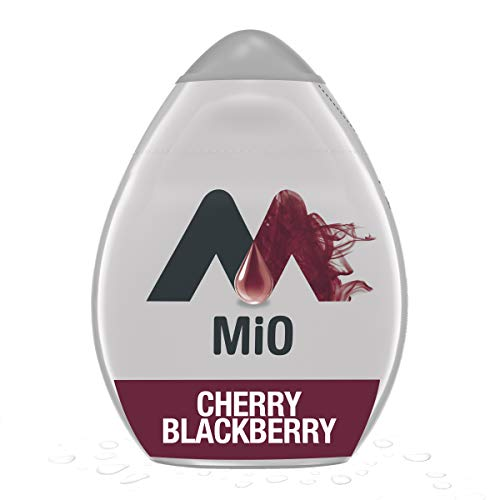 MiO Cherry Blackberry Liquid Water Enhancer Drink Mix (1.62 fl oz Bottle)