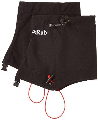 Rab Hunza Stretch Mid Gaiter Black Large