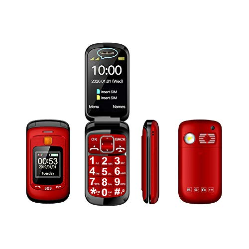 Not application Rugged Flip Phone, Rugged Flip Phone 4G GSM Unlocked Water Proof Shock Proof IP68 Military Grade ATT Tmobile Cricket Metro Straight Talk - ORG