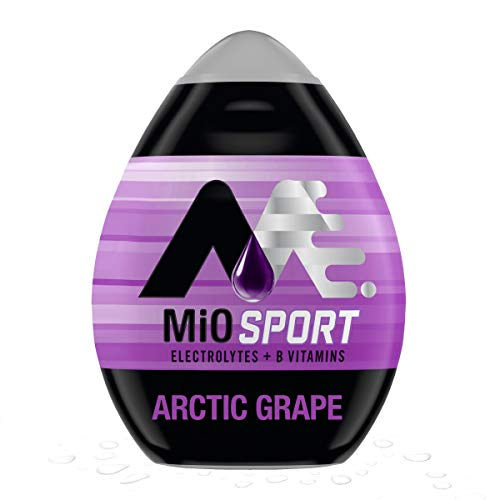 MiO Sport Arctic Grape Liquid Water Enhancer (1.62 fl oz Bottle)