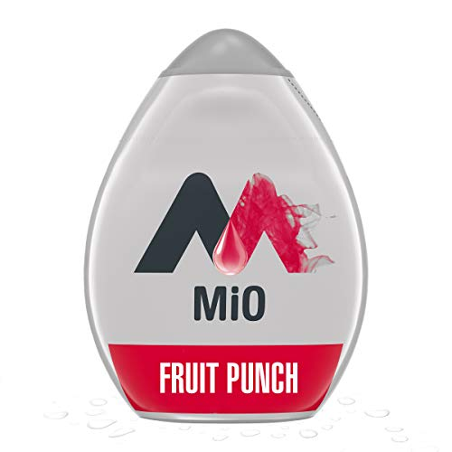 Mio Fruit Punch Liquid Water Enhancer Drink Mix (1.62 Ounce Bottle)