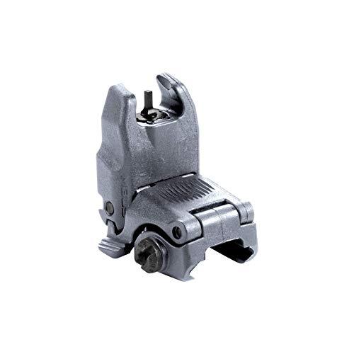 Magpul Flip-Up Backup Sights, Gray, Front Sight
