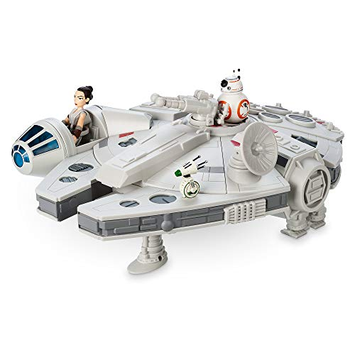 Star Wars Millennium Falcon Play Set Toybox