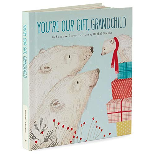 Hallmark You're Our Gift, Grandchild Recordable Storybook Recordable Storybooks Animals & Nature Juvenile Fiction