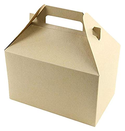 Shinoda Design Center 8'x4.75'x5.25' Natural Gable Box 10/pkg, 8' x 4.75' x 5.25'