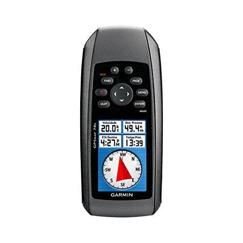 Garmin GPSMAP 78S Marine GPS Navigator and World Wide Chartplotter (010-00864-01) (Renewed)
