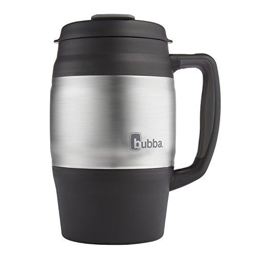 bubba Classic Insulated Travel Mug, 34 oz., Black