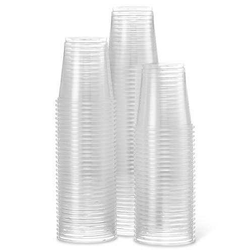 Settings 3oz Plastic Disposable Clear Cups Cups 100 Count Pack Of 2