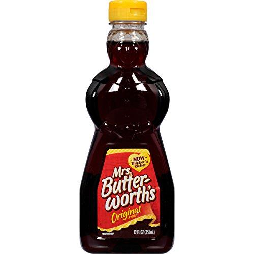 Mrs. Butterworth's Syrup, Original, 12 Ounce