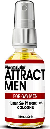 The Secret to ATTRACT MEN for GAY MEN ! Human Pheromones Cologne Spray