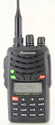 Wouxun KG-UV7D Dual Band UHF/VHF Amateur Radio (220 MHz Version)