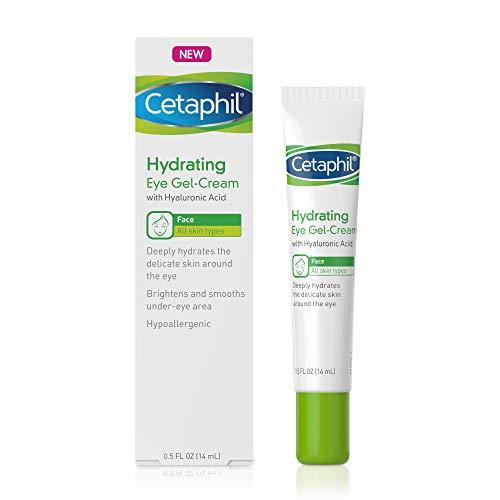 Cetaphil Hydrating Eye Gel Cream, 0.5 Oz
