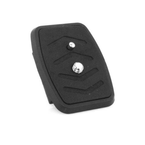Camera Mounting Plate for the Wal-Mart MX1000 Tripod and OSN OS500 Tripod