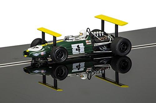Scalextric GP Legends Brahbam BT26A-3 Jack Ickx Limited Edition 1:32 Slot Race Car C3702A