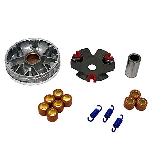MMG High-Performance Racing Variator Kit for Chinese Scooter Moped ATV 4-Stroke GY6 50cc 80cc 100cc 139QMB 139QMA Engine Front Clutch