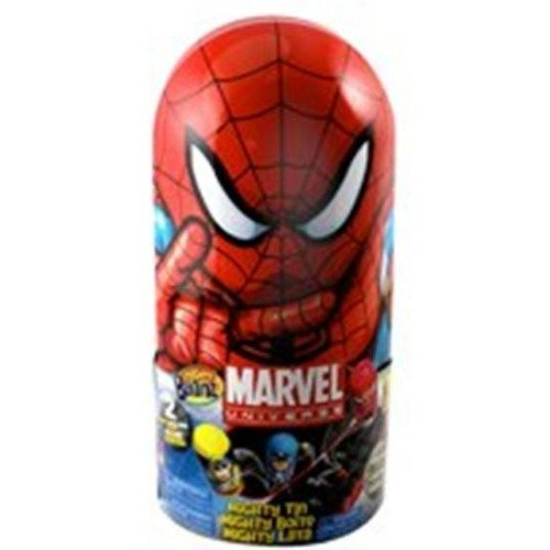 Marvel Mighty Beanz Universe Tin Set Exclusive Carry Case