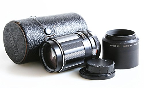 ASAHI PENTAX Super-TAKUMAR 135MM F/3.5 M42 Mount Lens with CAPS/CASE