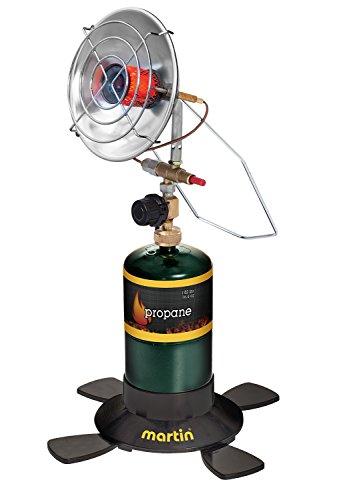 Martin Portable Outdoor Camping Infrared Propane Gas Heater Parabolic