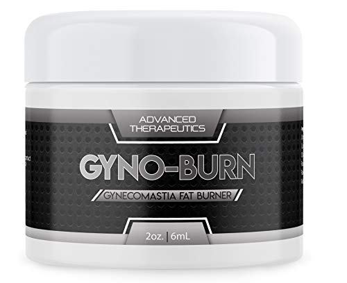 Gyno Burn Gynecomastia Cream and Chest Fat Burner with Hemp Oil to Help Reduce Gynecomastia and Man Boobs with Hemp Oil for Pain to Alleviate Sore Muscles from Push Ups 2 Ounce Chest Firming