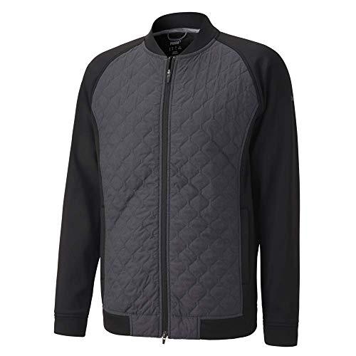 PUMA Golf 2020 Men's Primaloft Stlth Jacket, PUMA Black, Medium