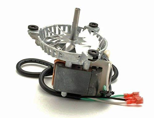 Harman Combustion Exhaust Fan Motor for Pellet Stoves #3-21-08639 - Made in USA
