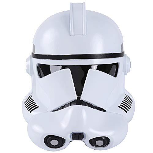 Star Wars: The Force Awakens Adult Stormtrooper Helmet Deluxe Mask White