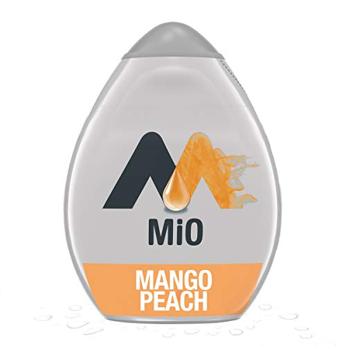 Mio Liquid Water Enhancer Drink Mix ( Bottle), Peach Mango, 1.62 Fl Oz (Pack of 1)