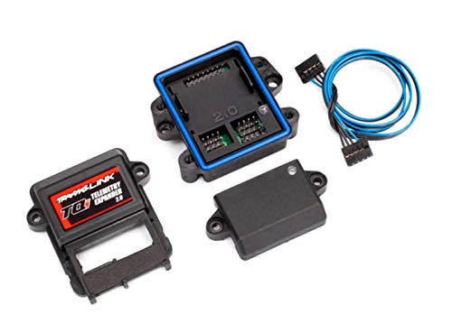 Traxxas TRA6550X Telemetry Expander 2.0, TQi Radio System (Compatible only with #6551X GPS Module)