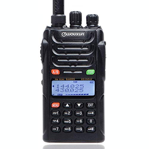 Wouxun KG-UVD1P Dual Bands Dual Display Classic Ham Two Way Radio 5W 1700mAh IP55 Waterproof Handheld Transceiver