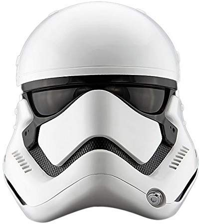 Anovos Star Wars The Last Jedi: First Order Stormtrooper Helmet Replica
